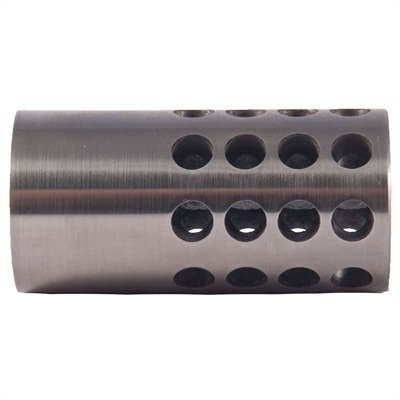 Vais Muzzle Brake 6.5 Mm - Muzzle Brake 6.5 Mm 11/16-24 Stainless Steel Silver
