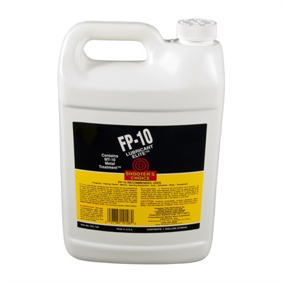 Shooters Choice Fp-10 Lubricant - Fp-10 Lubricant, 1 Gallon