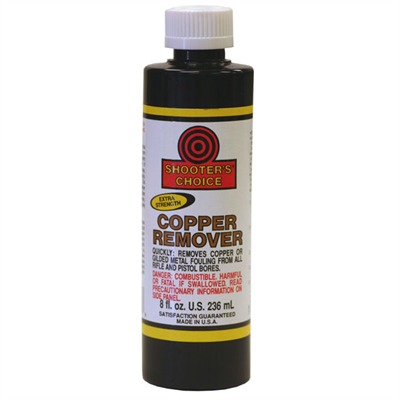 Shooters Choice 934-011-008 Copper Remover