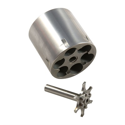 Smith & Wesson Cylinder Assembly, Unfluted, New Style