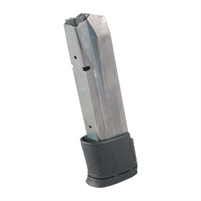 Smith & Wesson M&P 45acp Magazines - M&P .45 Acp, Ss W/Black Base Pad, 14-Rounds