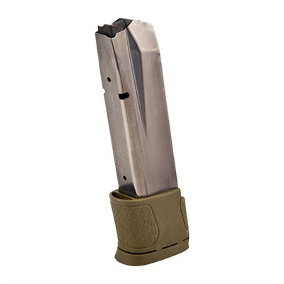 M&P Magazines M&P 45 Acp Tan 14 Rounds U.S.A. & Canada