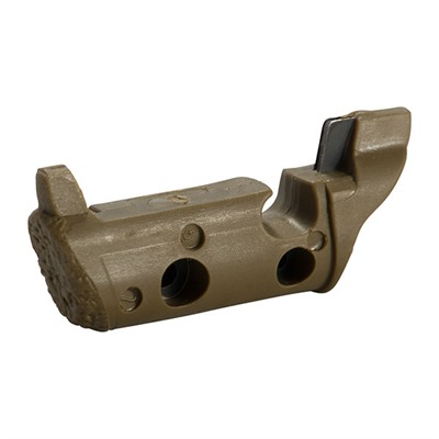 Smith & Wesson Magazine Catch, Brown