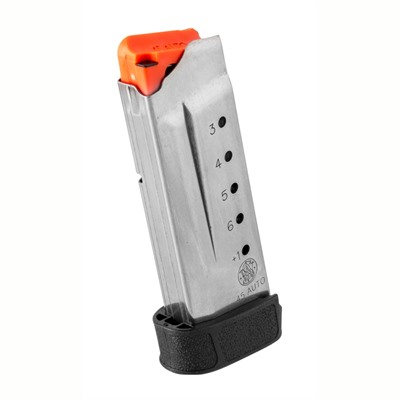 Smith & Wesson M&P Shield Magazine .45acp Black - M&P Shield Magazine .45 7rd Black