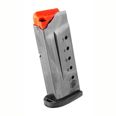 Smith & Wesson M&P Shield Magazine .45acp Black