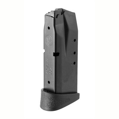 Smith & Wesson M&P Compact Magazine .40 S&W Black - M&P Compact Magazine .40 10rd W/ Finger Ridge