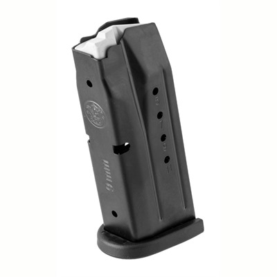 Smith & Wesson M&P Compact Magazine 9mm Black - M&P Compact Magazine 9mm 12rd Black