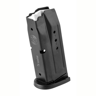 Smith & Wesson M&P Compact Magazine 9mm Black - M&P Compact Magazine 9mm 10rd Black