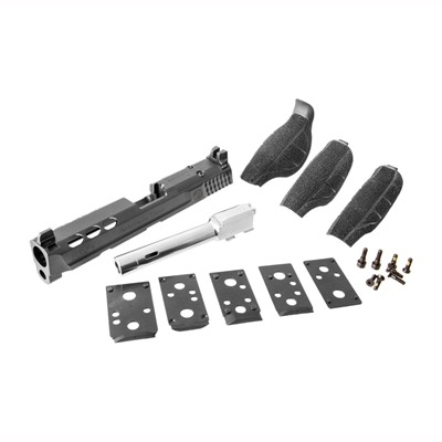 S&W M&P 9 Performance Center Ported Slide W/Mag Safety Kit