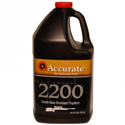 Accurate 2200 Powder - Accurate Powder 2200 8lb