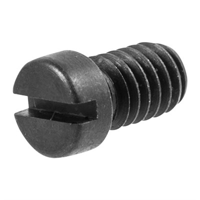 Side Plate Screw, Flat Head, Blue