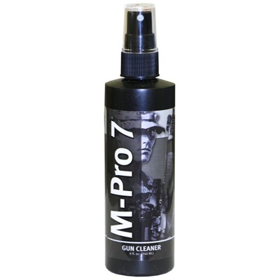 M-Pro 7 Gun Cleaner - Gun Cleaner, 8 Oz. Spray