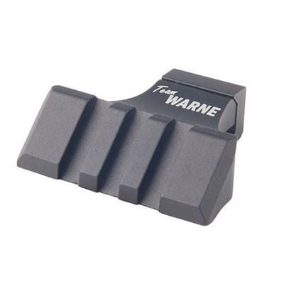 Warne Tactical 45/ Side Mount - Tactical 45 Degree Side Mount Black