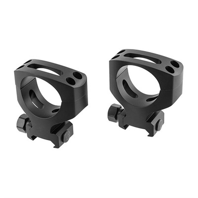 Msr Rings - Msr Tactical Nut Rings 1 Inch Matte