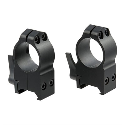 Warne Mfg. Company Magnum Special Application Maxima Rings Maxima Qd Rings 1 Inch Extra High Matte Online Discount