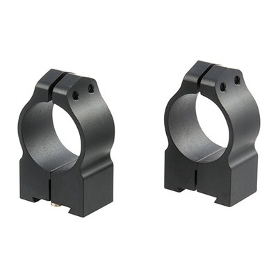Warne Mfg. Company Maxima Grooved Receiver Line Tikka Rings - 1