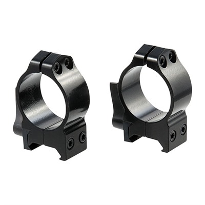 Warne Mfg. Company Maxima Grooved Receiver Line Quick Detach Ruger Rings Qd Grl Ruger #1 Blackhawk Mini 14 Rings 1 Inch High Matte Online Discount