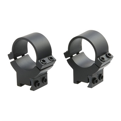 "Brownells/Warne 7.3 Rings 1"" High Matte 7.3 Dovetail Scope Rings Online Discount"