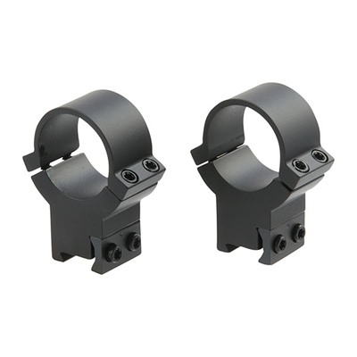 """Brownells/Warne 7.3 Rings 1"""" Extra High Matte 7.3 Dovetail Scope Rings Online Discount"""
