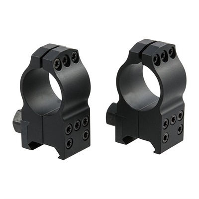 Warne Mfg. Company Maxima Tactical Rings 1 Inch Extra High Matte Online Discount