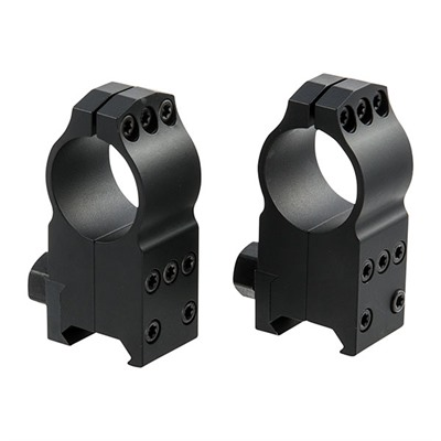 Maxima Tactical Rings - Tactical Rings 1 Inch Ultra-High Matte