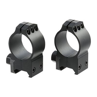 Tactical Rings - Tactical Rings 30mm High Matte