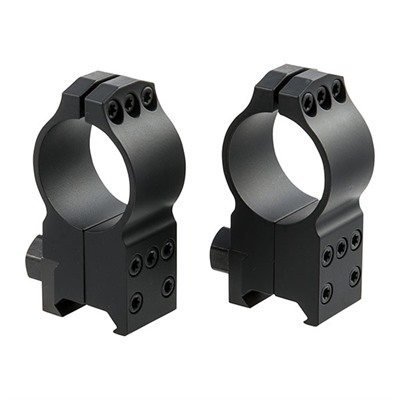 Maxima Tactical Rings - Tactical Rings 30mm Ultra-High Matte