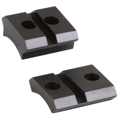 Warne Mfg. Company Maxima 2 Piece Steel Bases Matte Base Set Fits Charles Daly Mini Mauser Interarms Mk