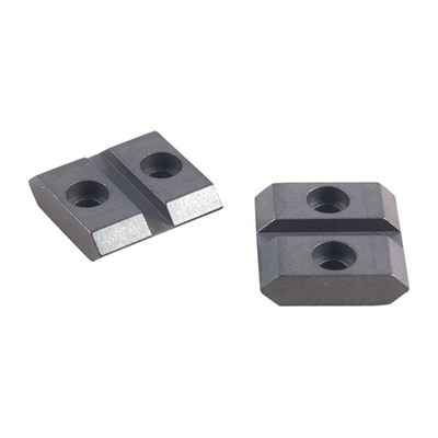 Warne Mfg. Company Maxima 2-Piece Steel Bases - Maxima 2-Piece Base Marlin Levered Matte