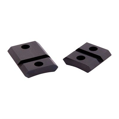 Warne Mfg Company Maxima 2 Piece Steel Bases Maxima 2 Piece Base Ruger 10 22 Matte