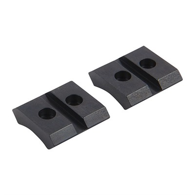 Warne Mfg. Company Maxima 2-Piece Steel Bases