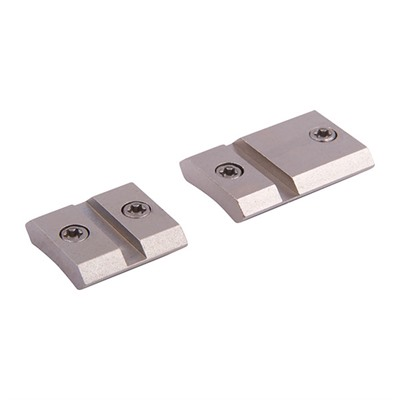 Maxima 2-Piece Steel Bases - Maxima 2-Piece Base Ruger® 10/22® Silver