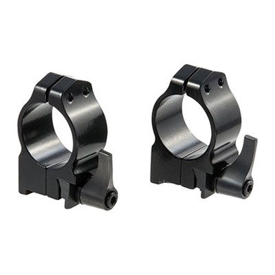 Maxima Grooved Receiver Line Qd Ruger Rings