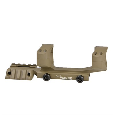 Warne Mfg. Company Ar-15/M16 R.A.M.P. Tactical Mount - Tactical R.A.M.P Mount 34mm  Dark Earth