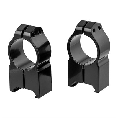 Warne Mfg Company Magnum Special Application Maxima Rings Maxima Fixed Rings 1 Inch Extra High Gloss