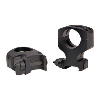 Msr Rings - Msr Tactical Nut Rings 34mm Matte