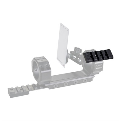 Warne Mfg. Company Skyline Precision Mount Accessory Rail - Skyline Precision Mount Accessory Rail 0 Degree
