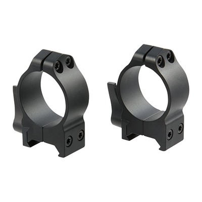 Warne Mfg. Company Maxima Quick Detach Rings - Maxima Qd Rings 30mm Medium Matte
