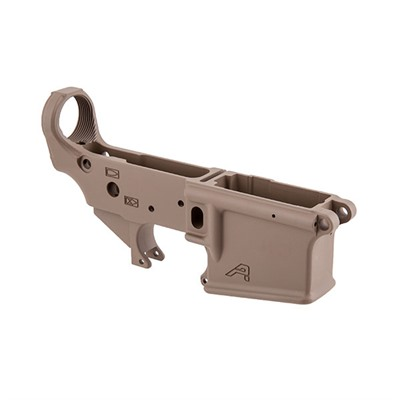 Ar-15/M16 Gen 2 Stripped Lower Receiver - Ar-15 Gen 2 Stripped Lower Receiver, Fde/Desert