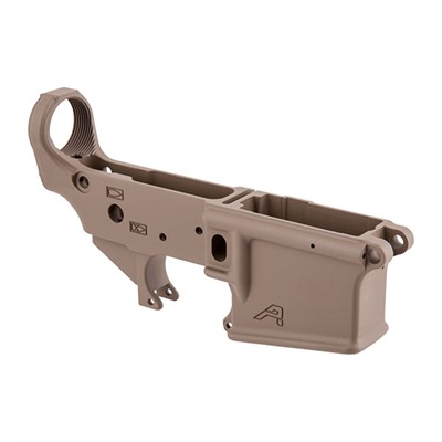 Aero Precision Ar-15 Gen 2 Stripped Lower Receiver, Flat Dark Earth/Desert - Ar-15 Gen 2 Stripped Lower Receiver, Fde/Desert