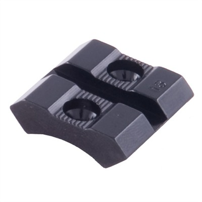 Top Mount Bases 48018 #18 Top Mount Base : Optics & Mounting by Weaver for Gun & Rifle