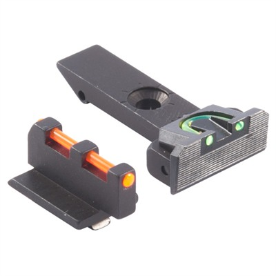Ruger® Revolver Fire Sight Fiber Optic Sight Sets - Ruger® Gp100®, Redhawk®/Super Re