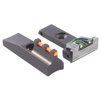 Ruger® Mark Ii™/Mark Iii™ Fire Sight Fiber Optic Sight Sets - Ruger® Mark Ii&tra