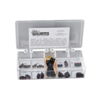 Williams Gun Sight Fire Sight Assortment