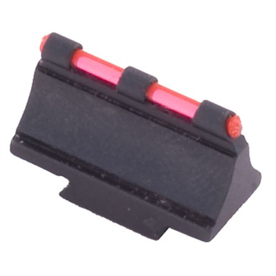 "Rifle  Fiber Optic 500m Front Sight - .500"" Fiber Optic 500m Front Sight  Steel Red"