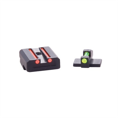 Fire Sights - Fits Taurus Pt/Pro W/Dovetail Sights, Fixed
