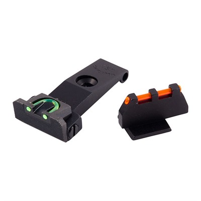 Ruger~ Semi Auto Fire Sight Fiber Optic Sight Sets