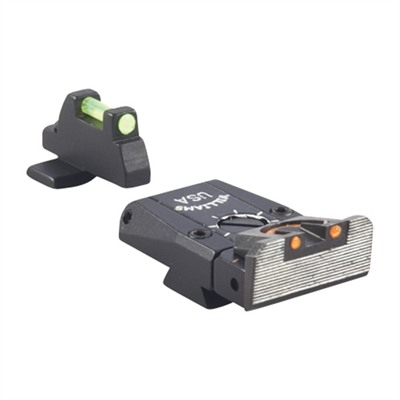 Fire Sights - Fits Taurus Pt/Pro W/Dovetail Sights, Adjustable