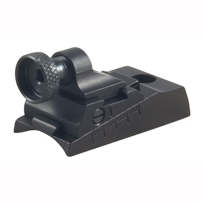 Williams Gun Sight Cva  Wgrs Receiver Rear Sight - Cva  Adj Peep Wgrs Receiver Rear Sight Black