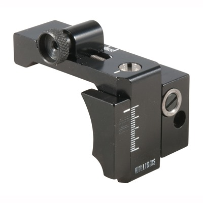 Foolproof Receiver Sights - Fp-98 Receiver Sight Uses Opt. Long Windage Knob